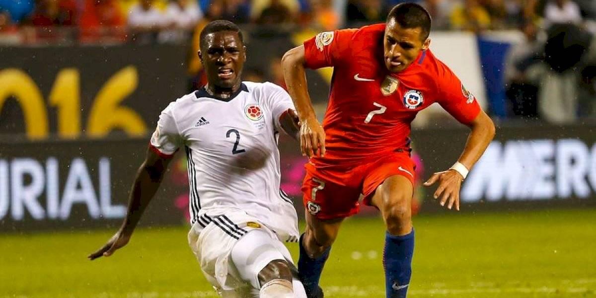 ¿Cuánto cambiaron Chile y Colombia desde el cruce de semifinales en la Copa América Centenario?