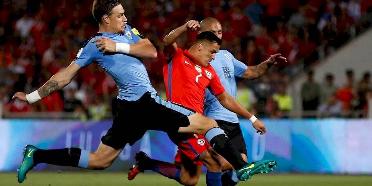 """""""El nuevo clásico sudamericano"""": Los antecedentes de la rivalidad entre La Roja y Uruguay"""
