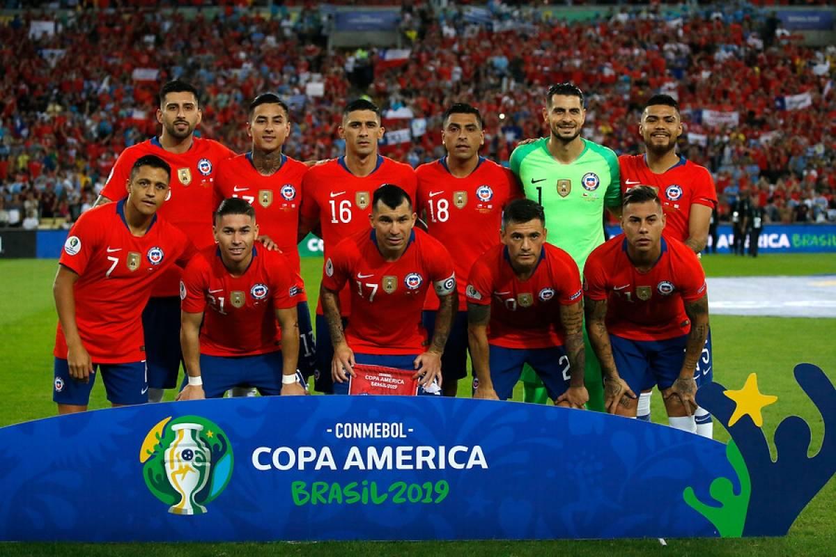 Chile vs. Colombia, por cuartos de final de Copa América: Horario ...