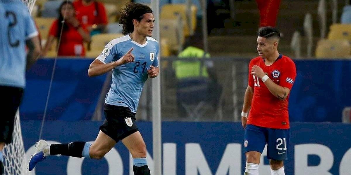 """Uruguay golpeó la mesa"": el festejo de la prensa charrúa tras el apretado triunfo ante Chile"