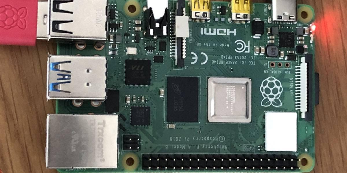 Raspberry Pi 4 es presentada oficialmente y es una belleza