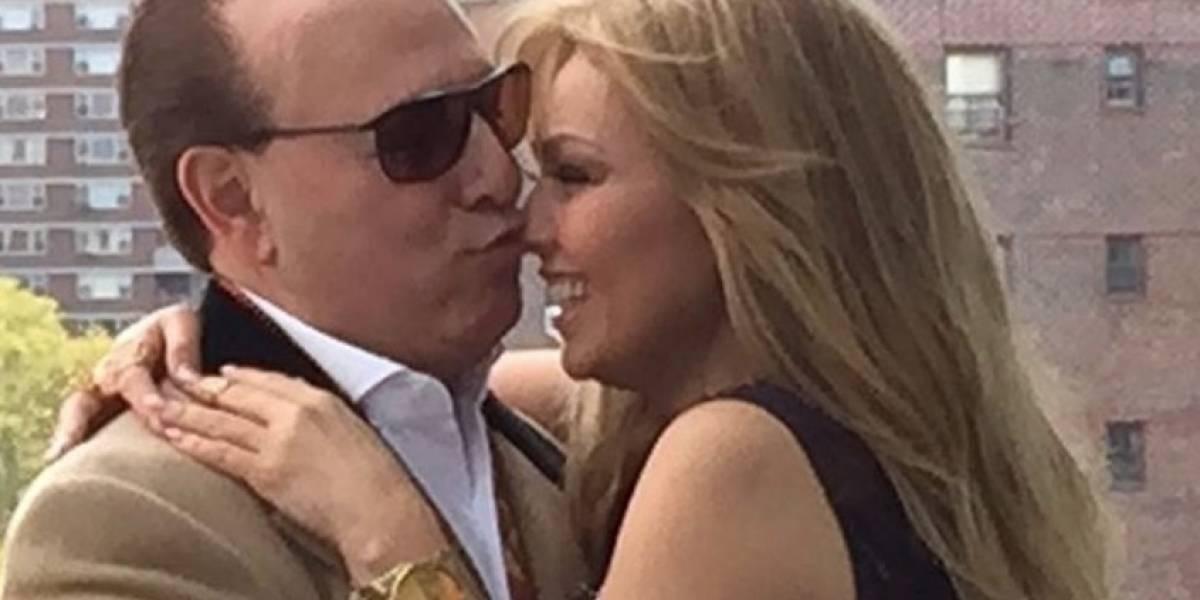 Thalía le declara su amor a Chris Hemsworth; Tommy Mottola reacciona