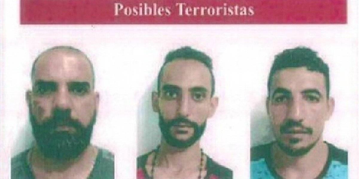 México, en alerta por cruce de 3 terroristas de Isis - Quadratín