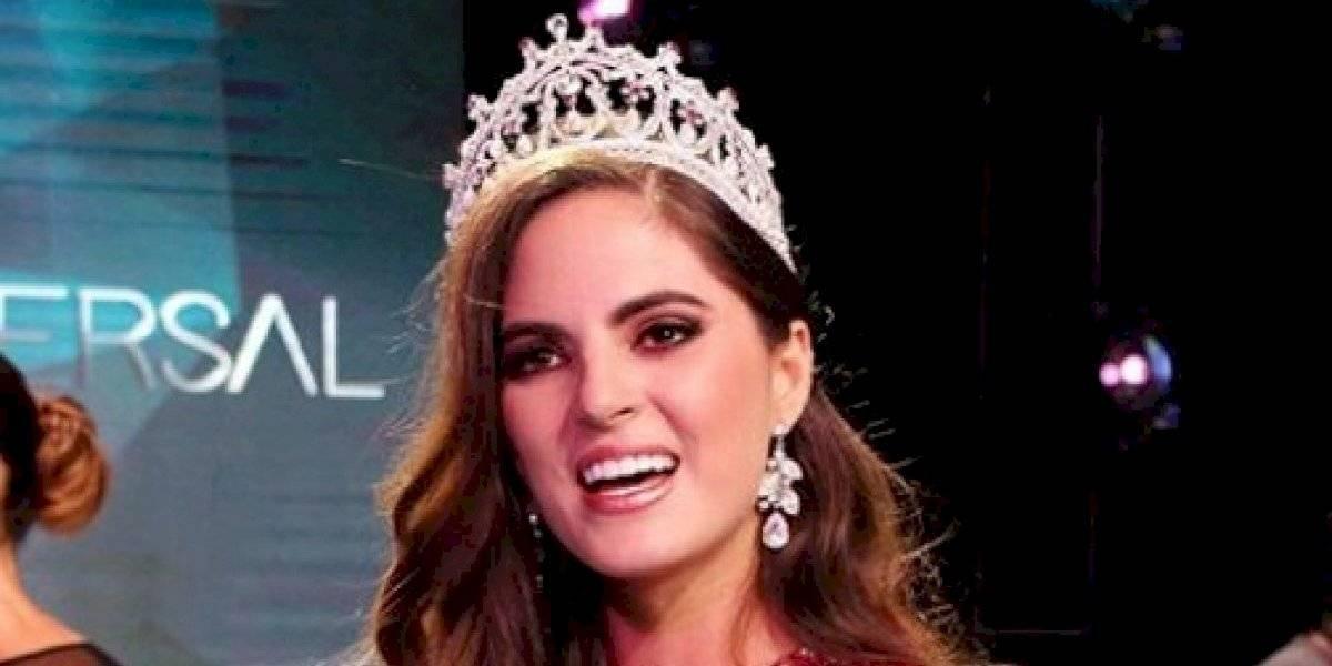 México ya tiene representante para Miss Universo 2019