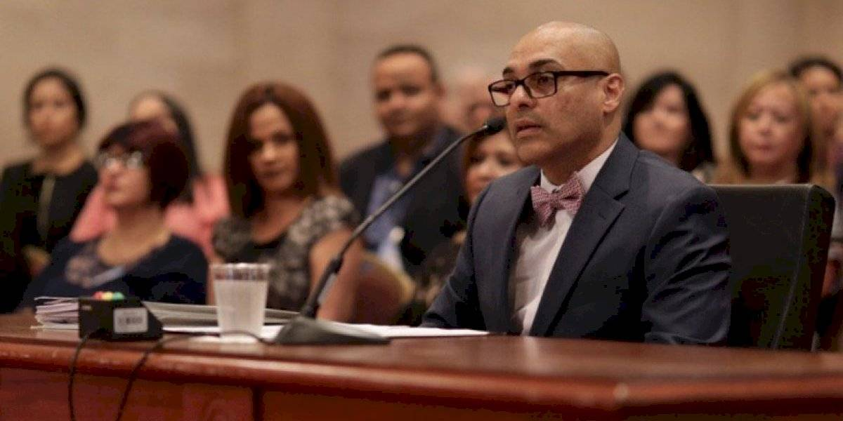 Jueza concede diez días al secretario del DE para que responda a pedido de información
