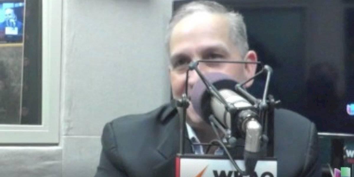 Jorge de Castro Font sale de espacio radial