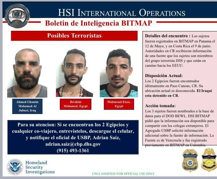 Terroristas ISIS