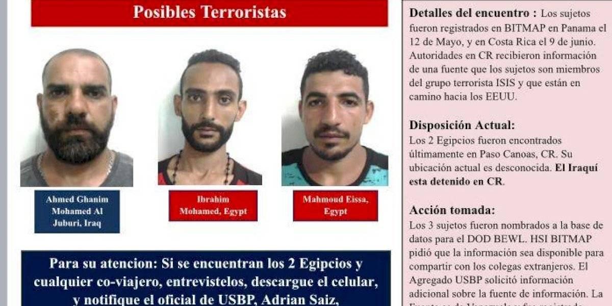 Capturan a cuatro presuntos integrantes de ISIS en Nicaragua