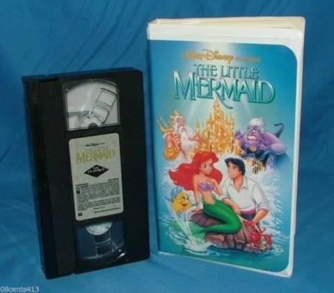 Disney VHS
