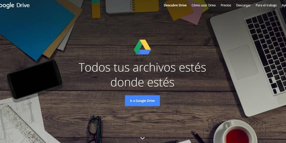 Google Drive prueba modo de almacenamiento offline completo en Chrome