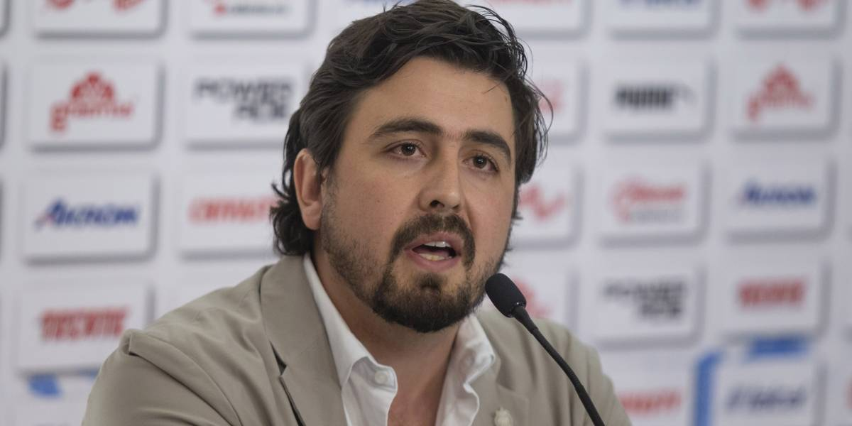 Amaury Vergara denuncia 'boicot' contra Chivas