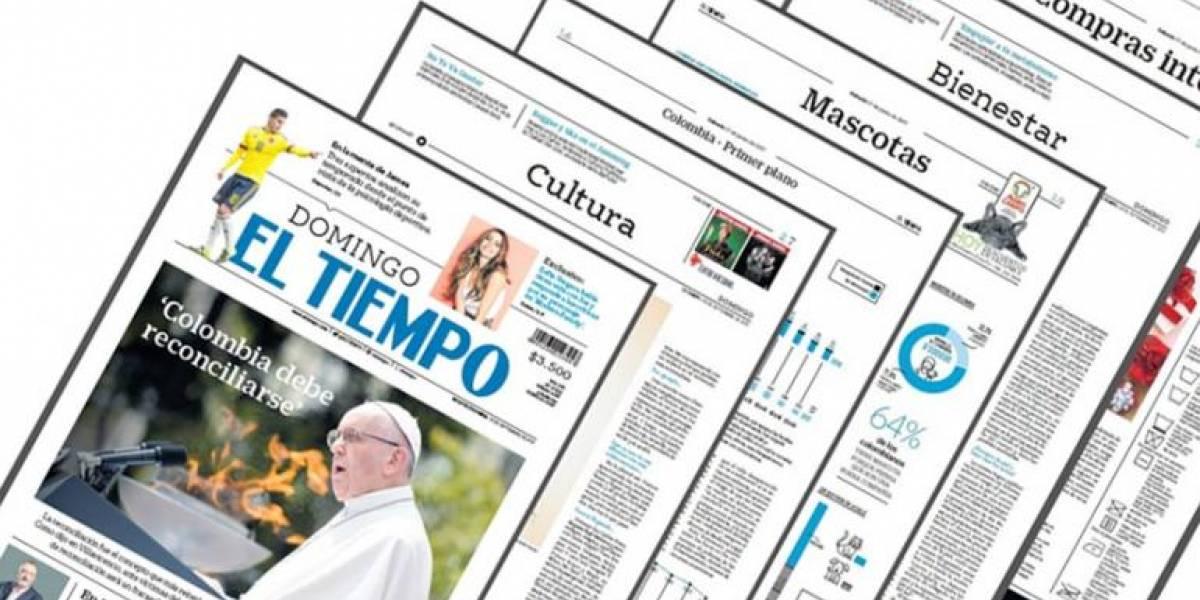 Una nueva tanda de despidos sacude al diario El Tiempo