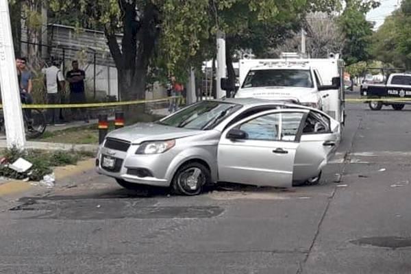 Accidente en la Simón Bolívar, 25 de junio 2019