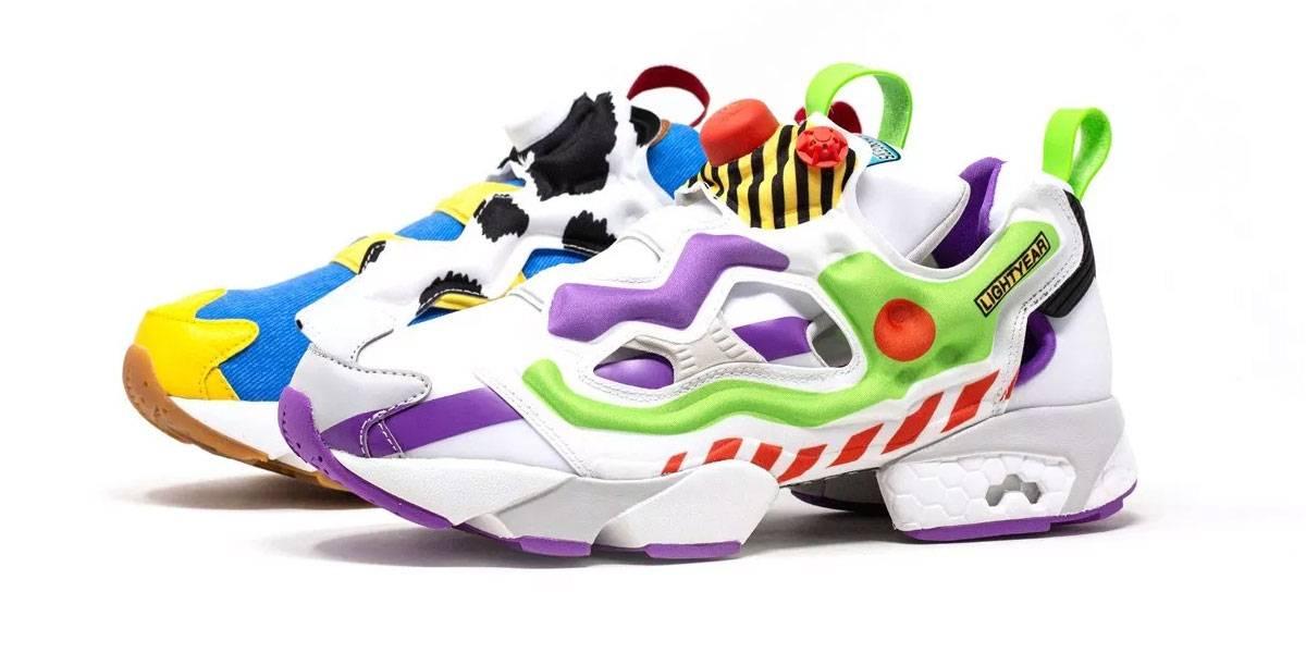 Adidas y Reebok lanzan zapatillas deportivas de Toy Story 4