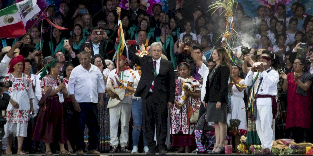 Asegura AMLO que no habrá derroche en evento del Zócalo el 1 de julio
