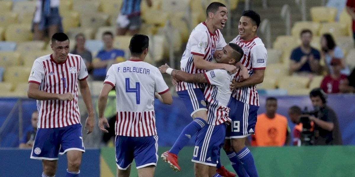 Una victoria (ante Jamaica) en 18 partidos: La receta de Paraguay para triunfar en la Copa América