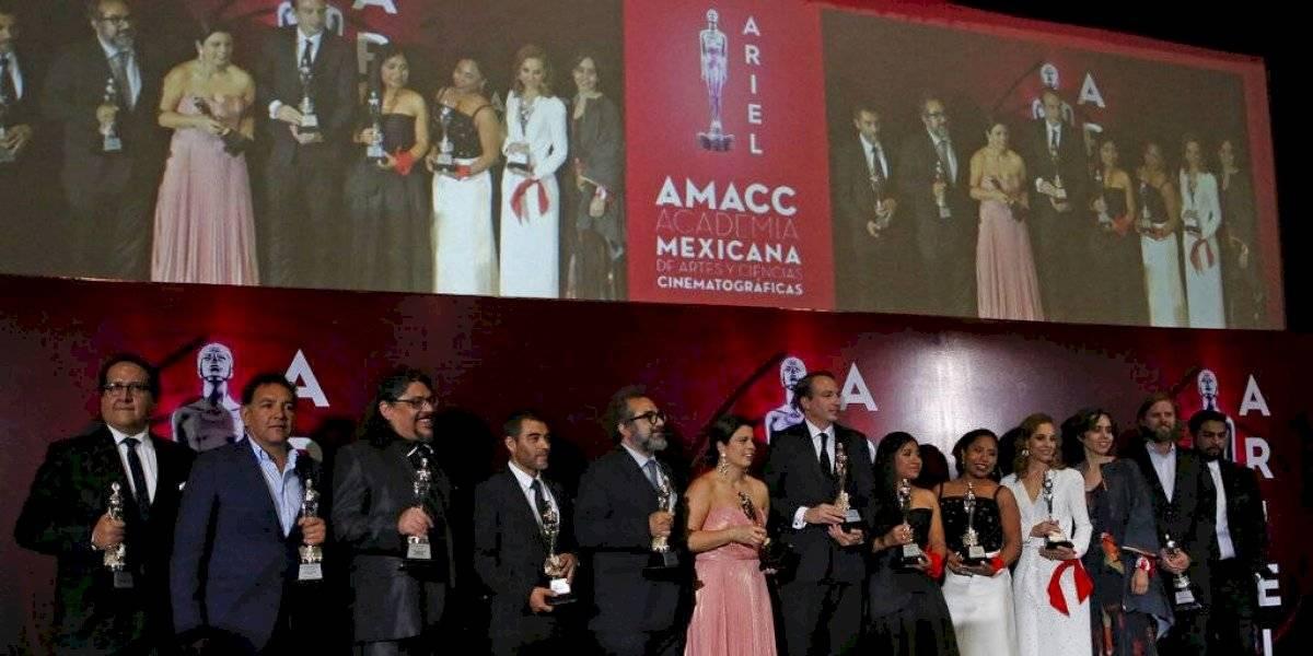 """""""Roma"""" se lleva 10 Premios Ariel"""
