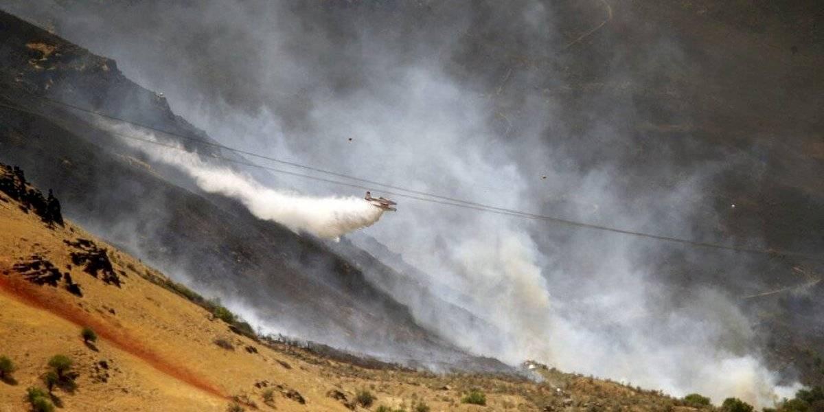 Incendios forestales, nueva fuente de contaminación