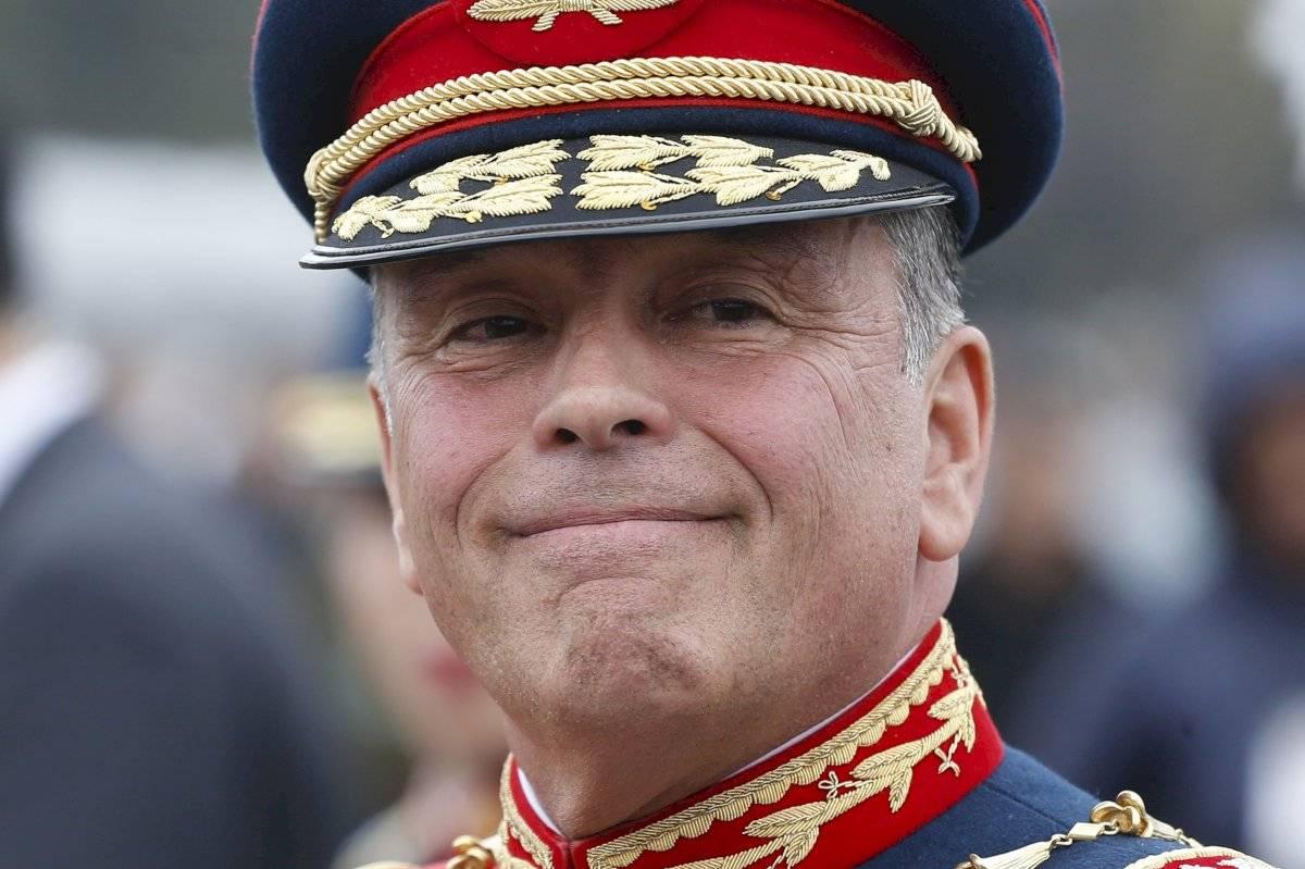 Ministra Rutherford ordena detención del general (r) Oviedo — Gastos reservados