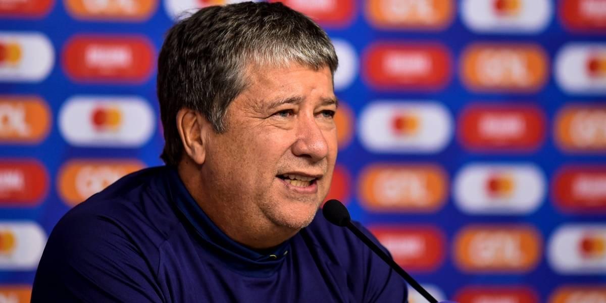 El 'Bolillo' Gómez también reaccionó por goleada de Ecuador aColombia