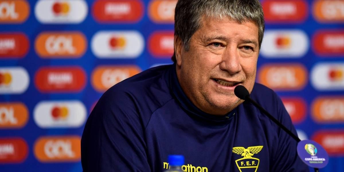 Bolillo Gómez se tomará unos días para entregar informe de Copa América a la FEF