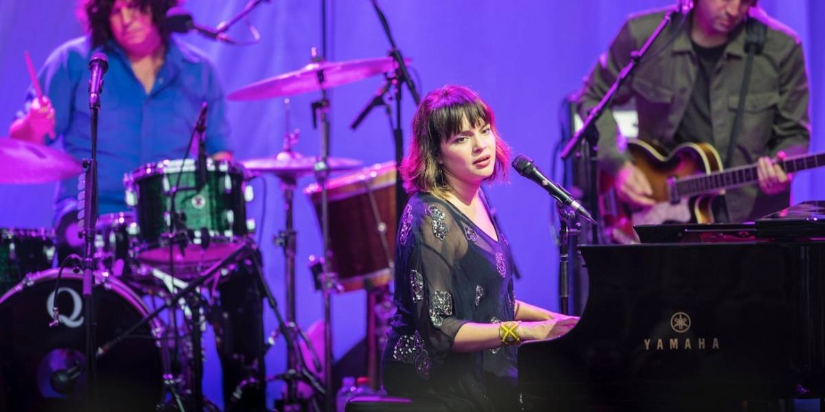 Norah Jones regresa a Colombia