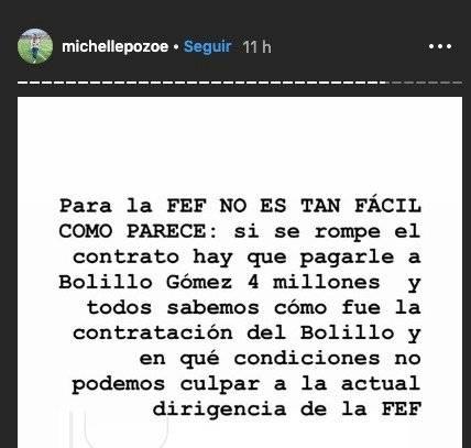 Instagram Michelle Pozo