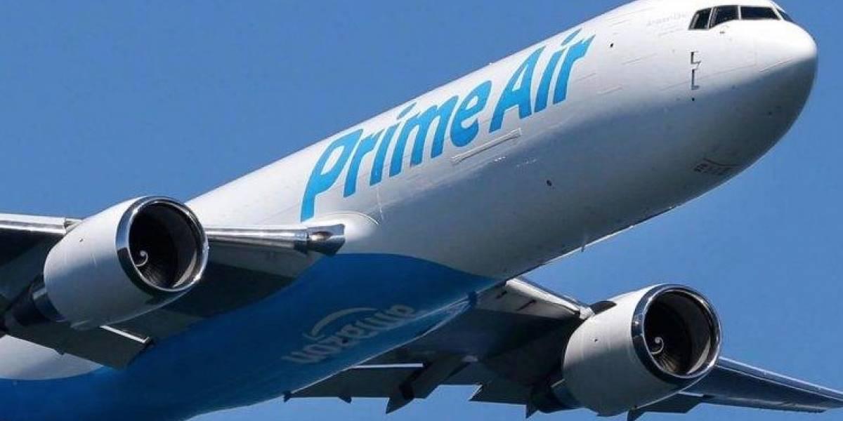 Amazon lanzará su propia aerolínea con una gran cantidad de aeronaves