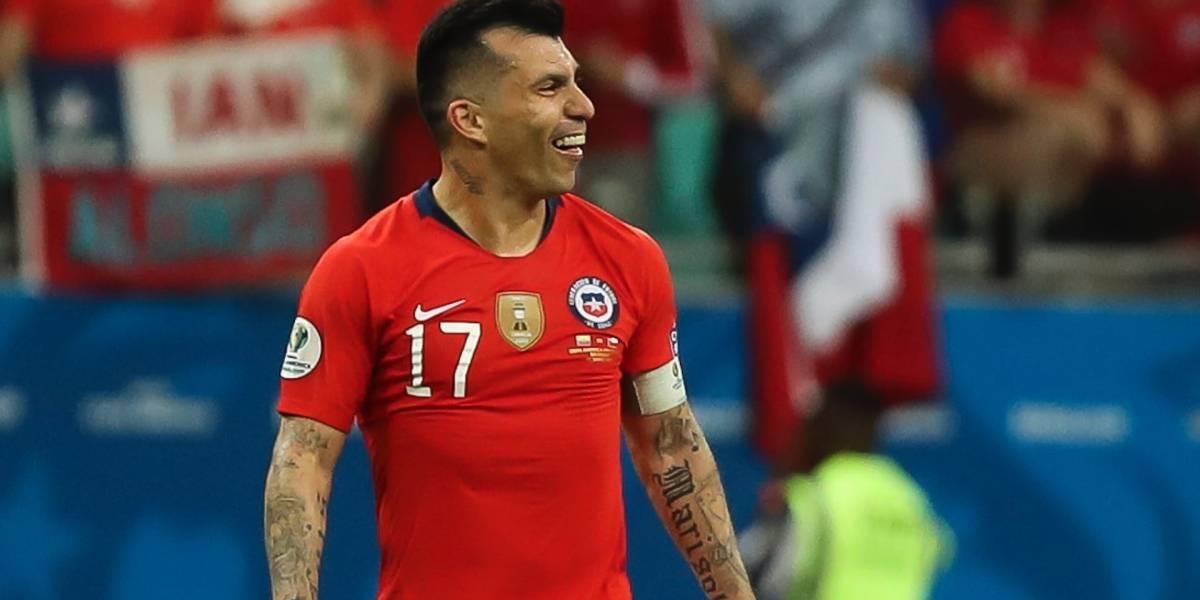 ¡Ya calienta el partido! La fuerte advertencia de Gary Medel a la selección Colombia