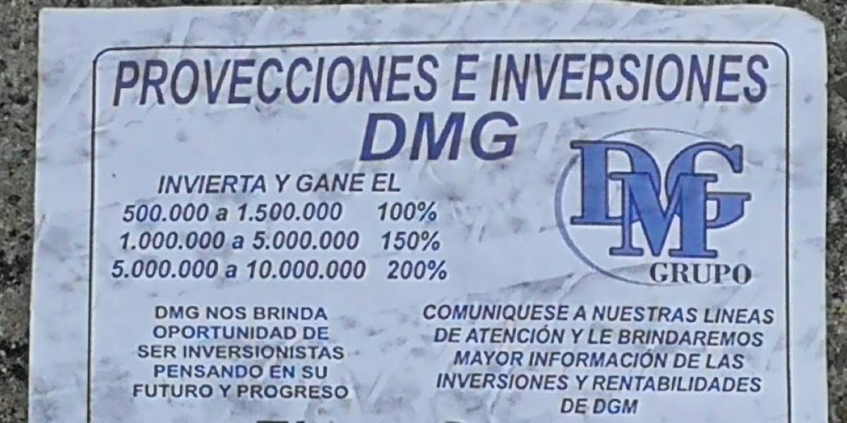 Los grupos de DMG que siguen activos a pesar de la debacle