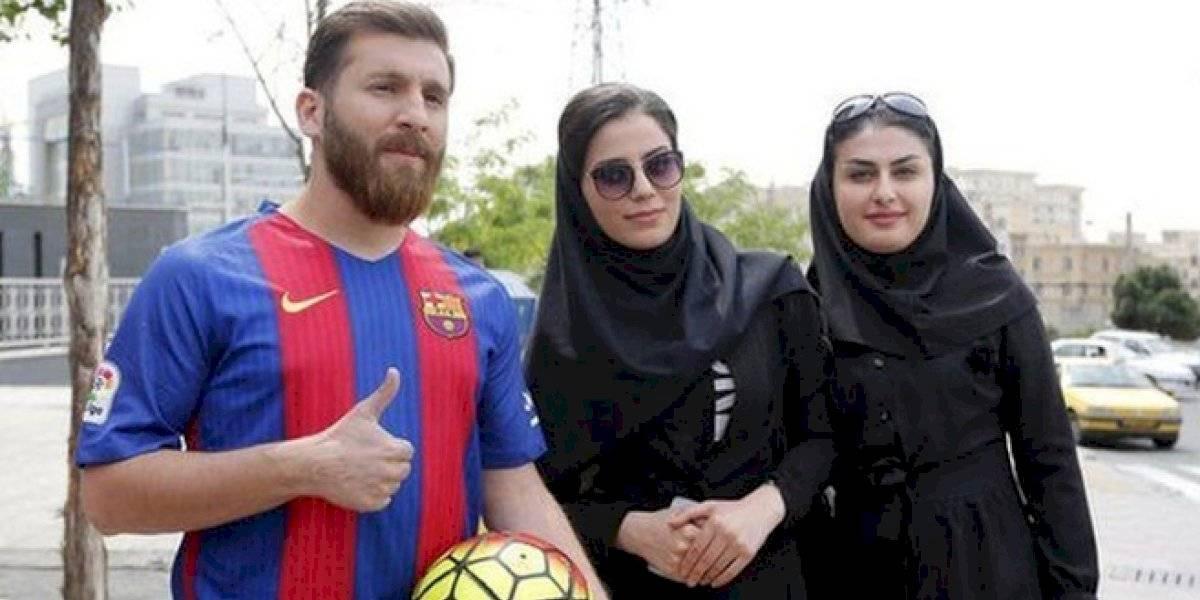Iraní se hizo pasar por Lionel Messi y engañó a 23 mujeres para tener sexo con ellas