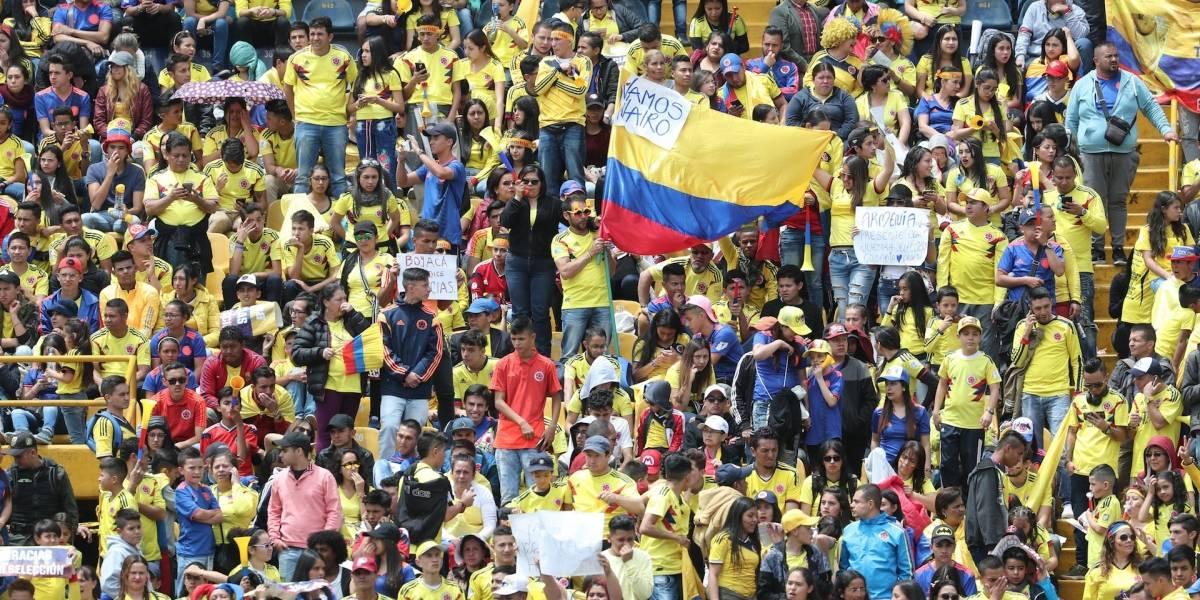 ¿Alcanzó a comprar? Agotadas las boletas en dos tribunas para partidos de la selección Colombia