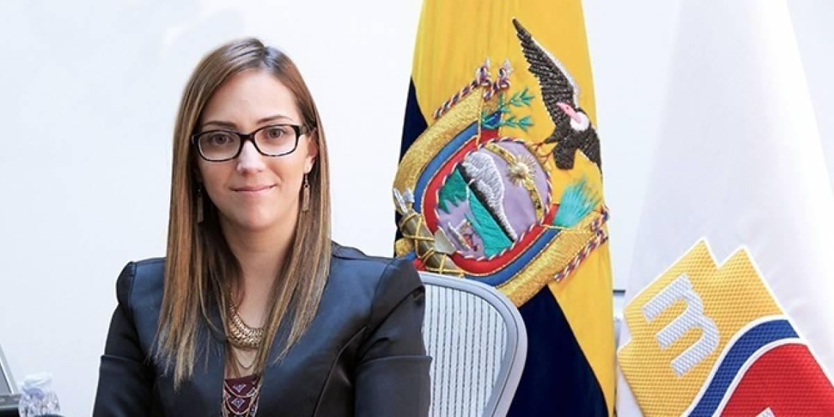 Verónica Espinoza deja de ser la Ministra de Salud