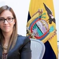 Verónica Espinoza deja de ser la Ministerio de Salud