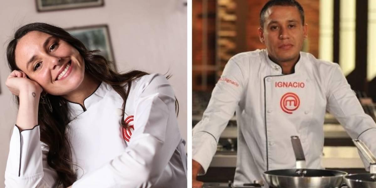 """Camila Ruiz, ganadora de """"MasterChef"""", responde a las críticas de Ignacio Román: """"No es quién para andar emitiendo comentarios"""""""