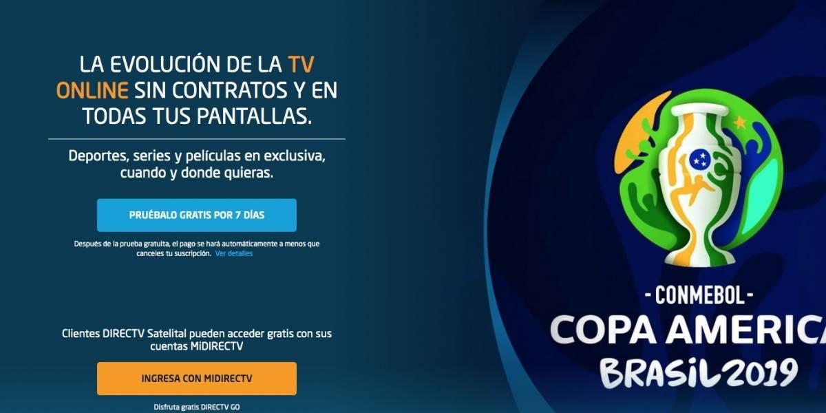 Directv Go llega a clientes de Ecuador, Argentina, Perú y Uruguay