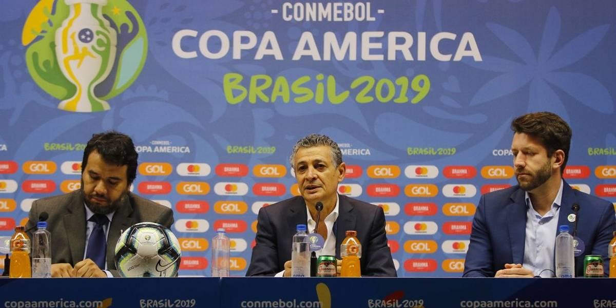 Copa América teve média de 29 mil pessoas por jogo na primeira fase