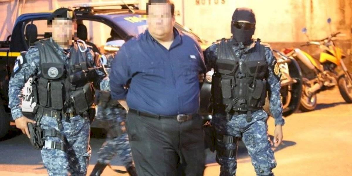 Arrestan en Guatemala a presunto narco salvadoreño pedido por EE.UU.