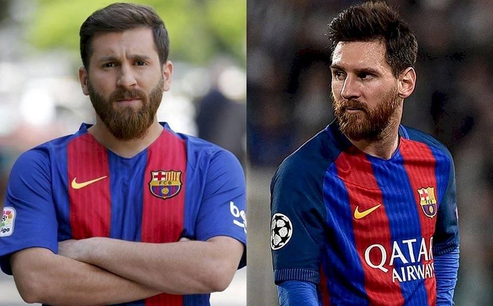 Doble de Messi se acostó con 23 mujeres