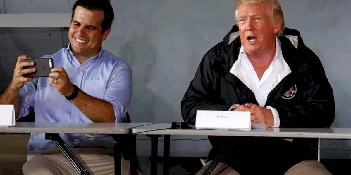 Presentan petición en Casa Blanca para sacar a Rosselló