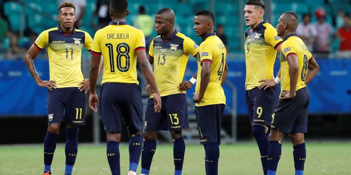 Seis jugadores de la Selecci贸n Mayor de Ecuador estar铆an involucrados en nuevo acto disciplinario