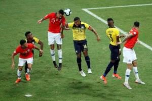 Ecuador vs Chile Copa América