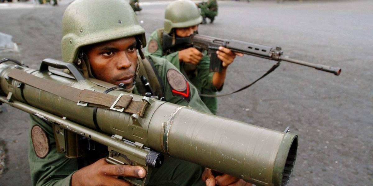 Rusia anuncia el retiro de sus técnicos militares de Venezuela