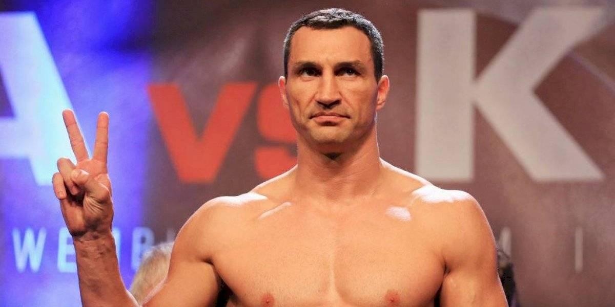 Ex boxeador Wladimir Klitschko fue rescatado del mar Mediterráneo