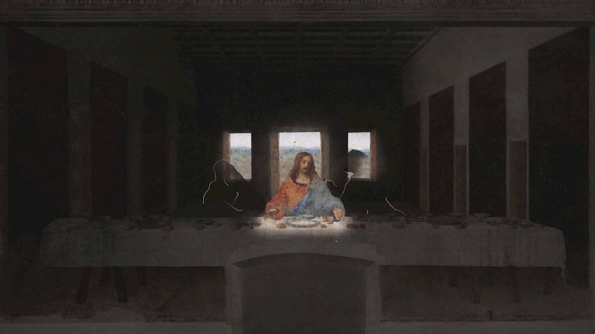 FILE 2019 - The Last Supper Alive | Rino Stefano Tagliafierro | Itália
