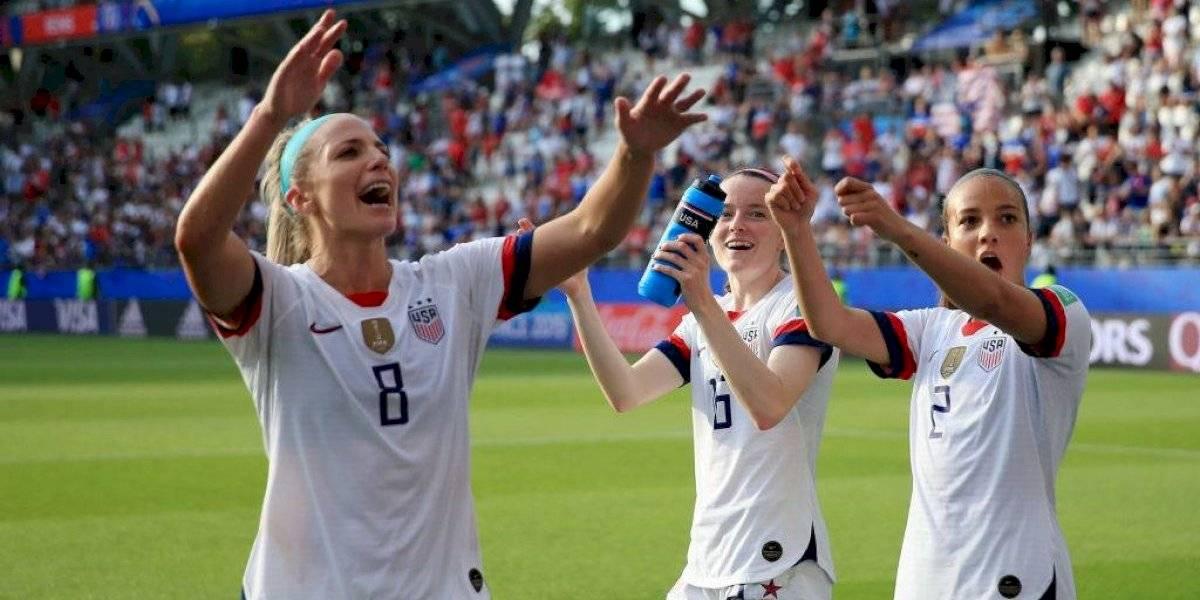 Duelo de favoritas entre Francia y Estados Unidos: Así se juegan los cuartos de final del Mundial femenino