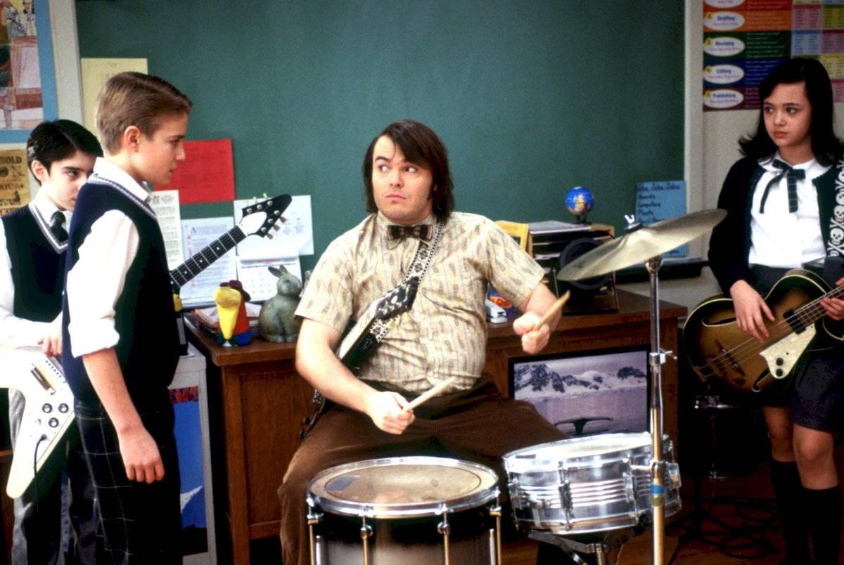 Alumnos musicales