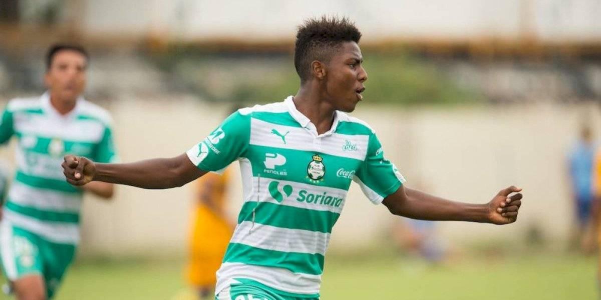 Joao Maleck recibe segunda oportunidad de Santos Laguna tras salir de prisión