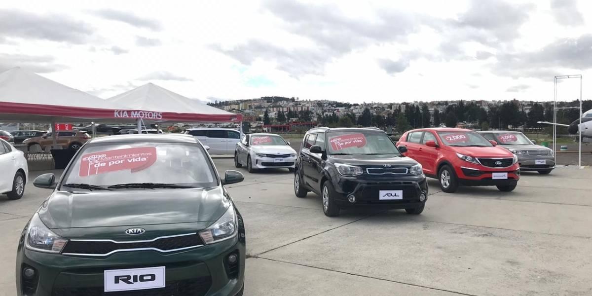 Kia sorprende a Quito durante el Auto Match 2019