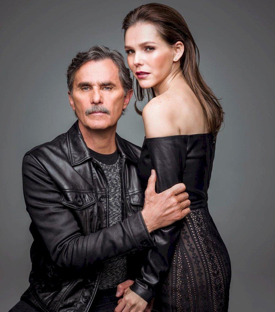 Afirman que los actores iniciaron un romance al ser compañeros en una telenovela Instagram: @kikaedgar